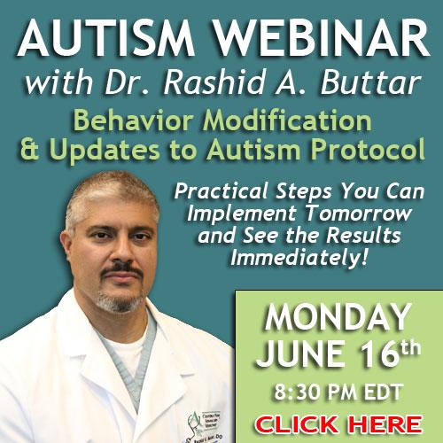 Autism Webinar